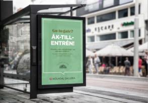 Mölndal Galleria / Citycon