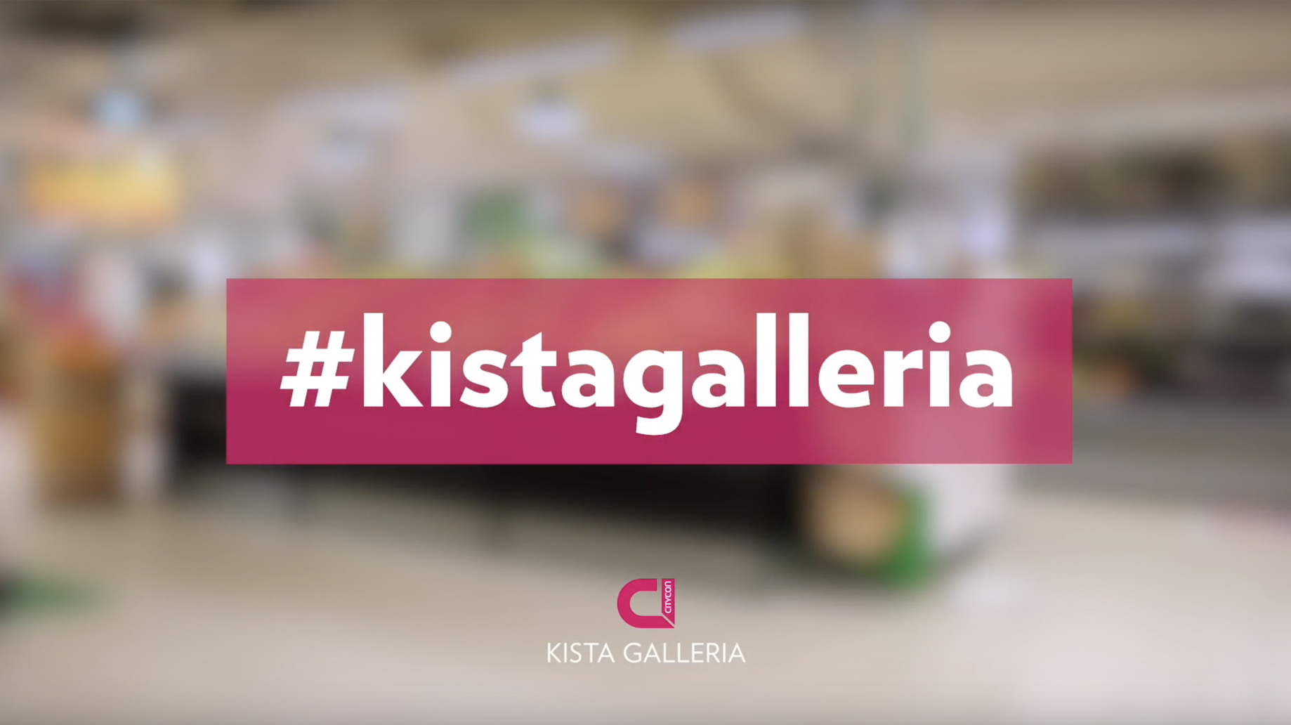 KISTA GALLERIA/CITYCON