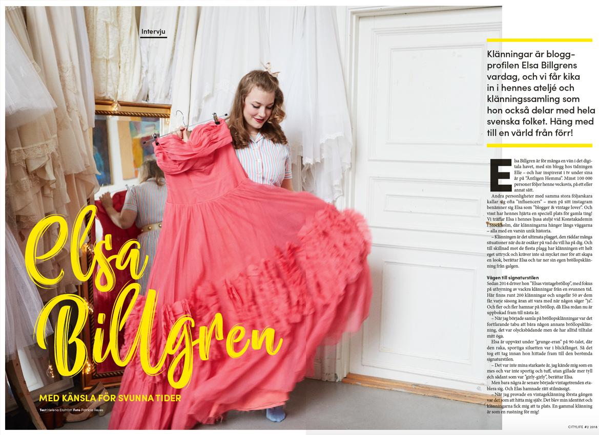 Elsa Billgren