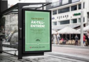 Mölndal Galleria – En stad i staden